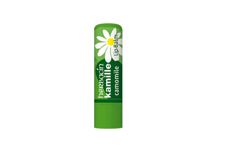 Herbacin洋甘菊蜜蠟潤唇膏4.8g
