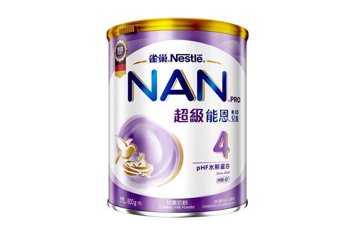 Nestle 金裝能恩(4)奶粉800克