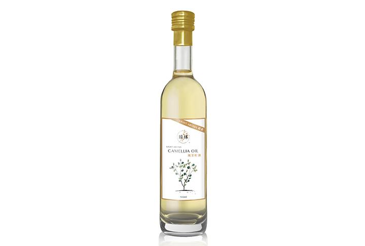 臻林有機純茶籽油500ml  (清香型)
