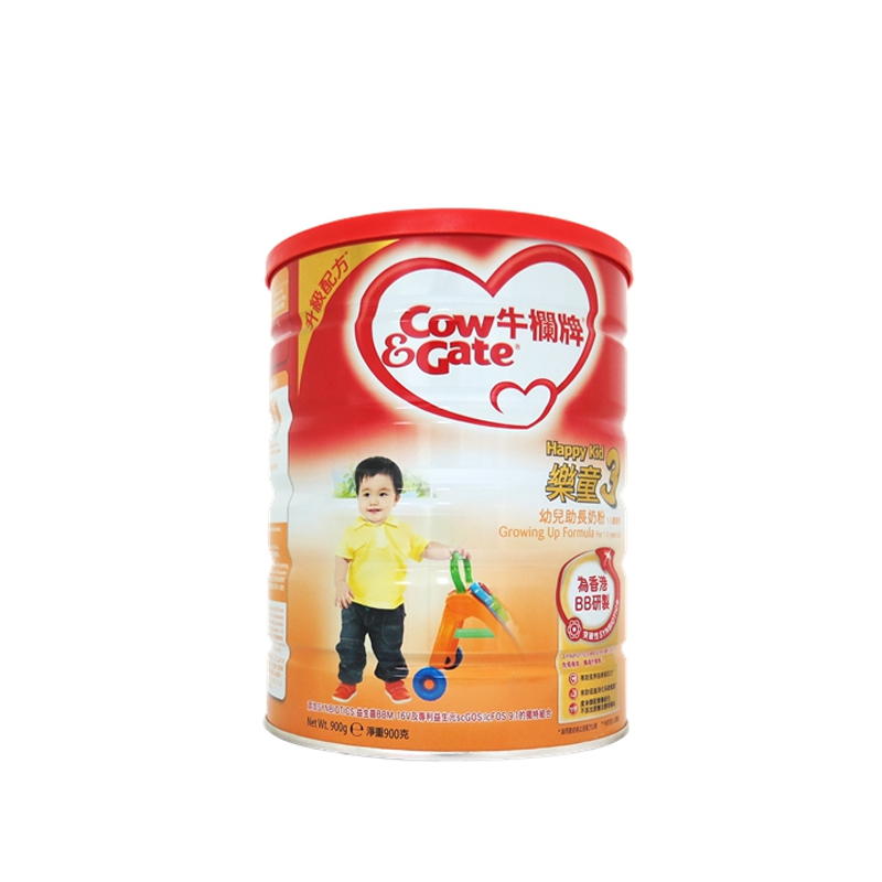 Cow & Gate 牛欄牌 (3) 幼兒助長奶粉 900g
