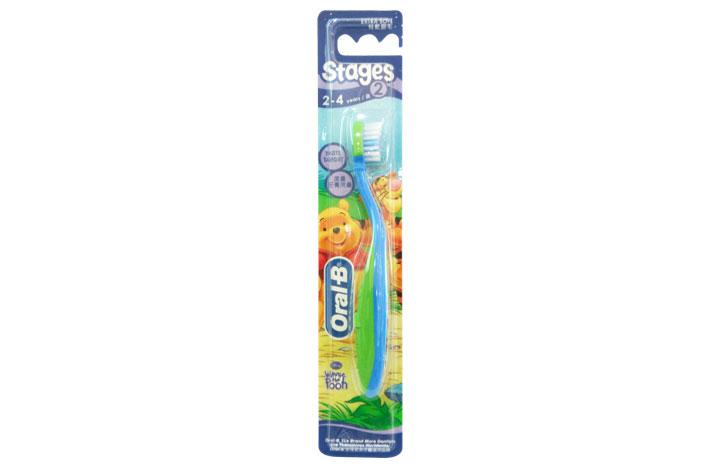 Oral-B 歐樂-B 2-4歲迪士尼兒童牙刷