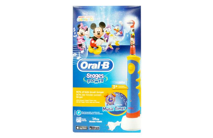 ORAL-B BRAUN 歐樂-B  KIDS POWER TOOTHBRUSH D10511 德國歐樂兒童電動牙刷