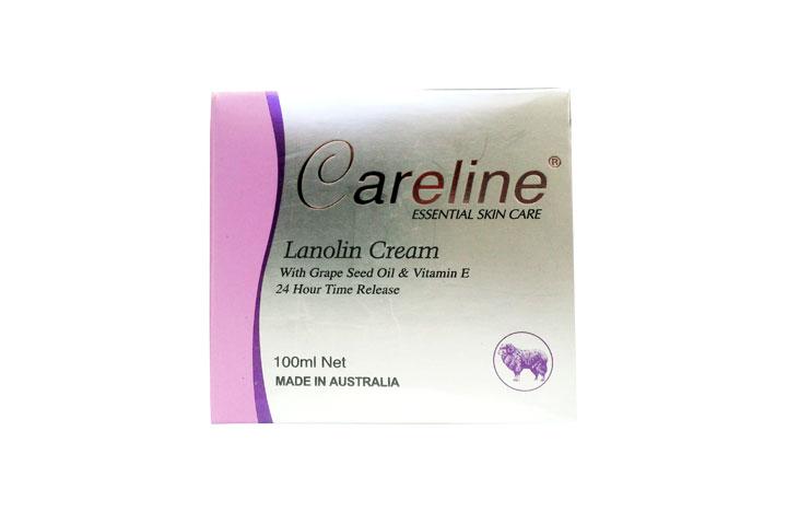 Careline 澳洲柯藍牌 綿羊油面霜