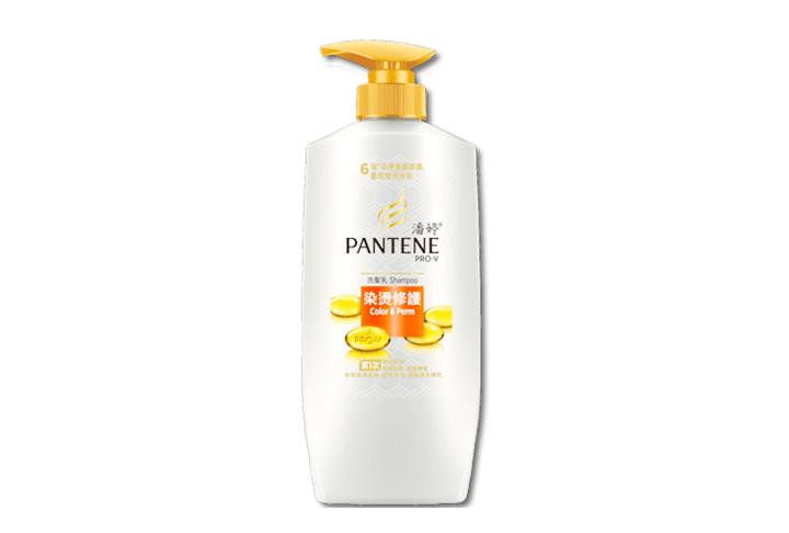 Pantene 潘婷染燙修護洗髮乳700ml