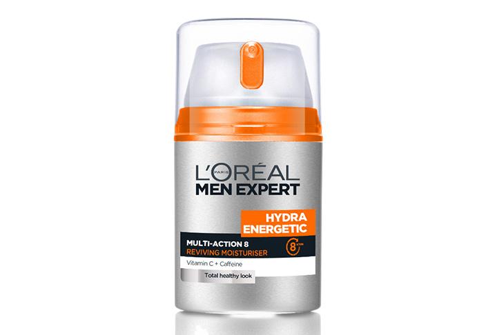 LOREAL 歐萊雅專業男士活力保濕潤膚霜50ml